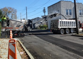 West Stiegel St. Improvement Project, Manheim Borough