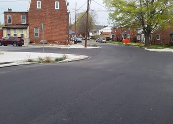 South 8th Street Improvement Project, Columbia Borough