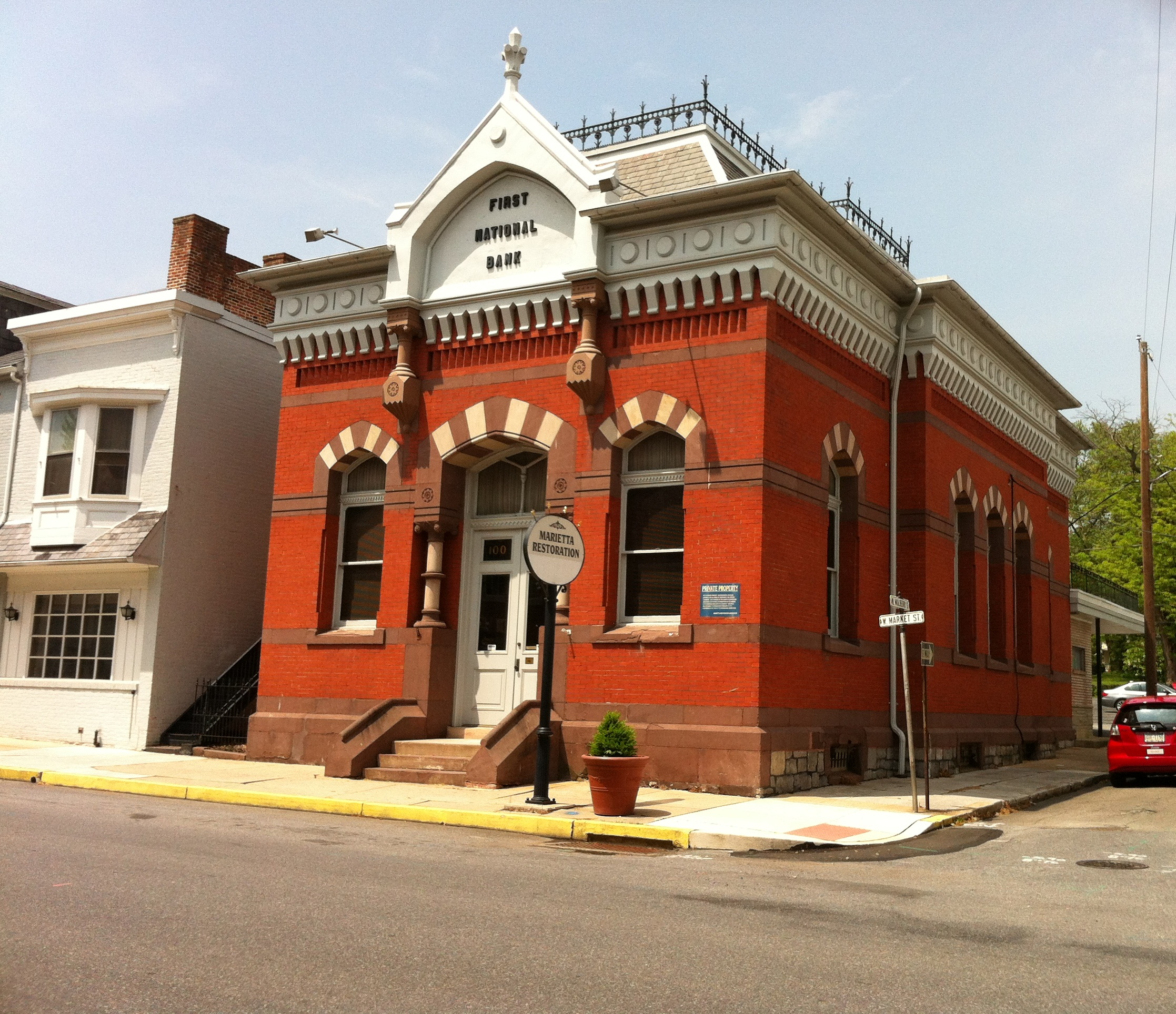 Marietta Historic Preservation Project